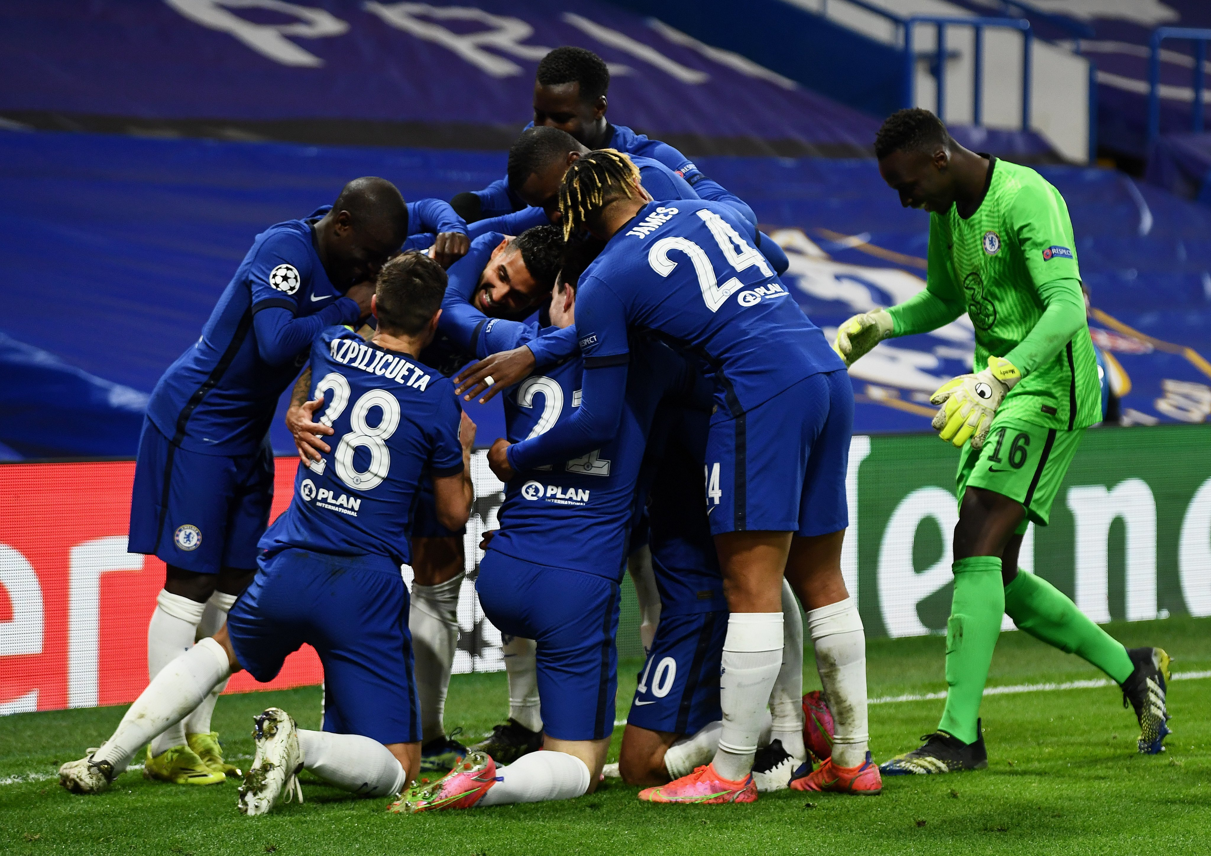 Chelsea 2-0 Atletico Madrid: Chiến thắng thuyết phục